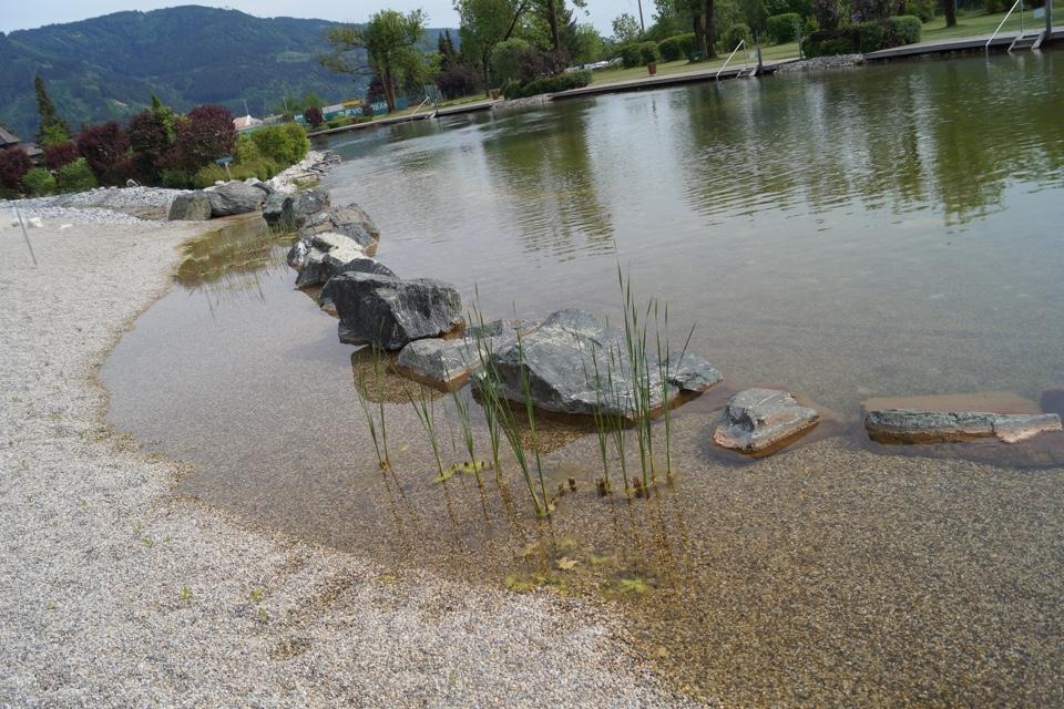 Felsenkeller - Badeteich