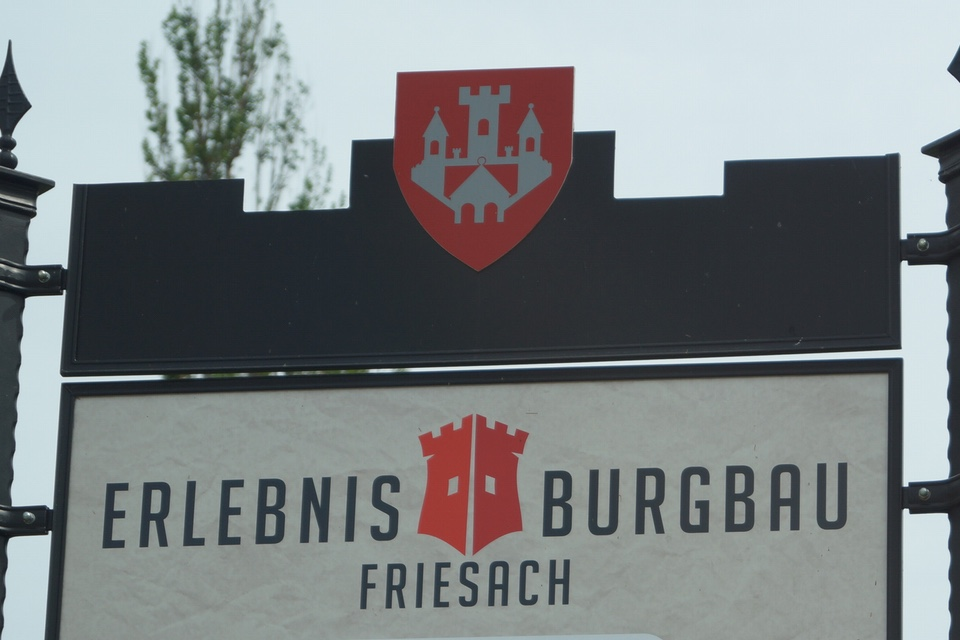 Felsenkeller - Burgbau