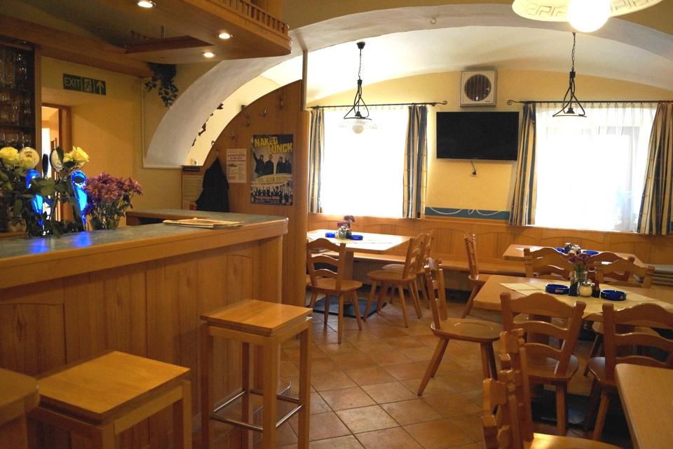 Gasthof Felsenkeller - Restaurant